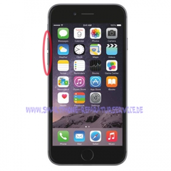 Iphone 6 Volume schalter
