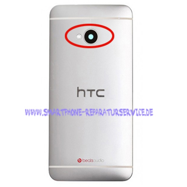 Htc one M7 Backkamera Reparatur