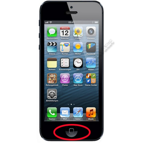Iphone 5 Homebutton Reparatur